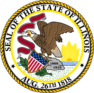 Illinois seal and